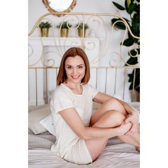 Ladies short pyjama set
